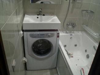 раковины на стиральную машину