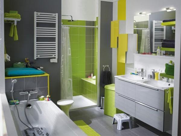 аксессуары для ванной от Леруа мерлен