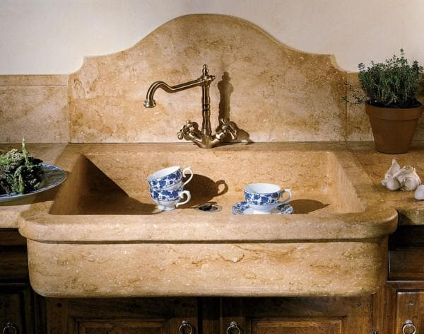 мойка для кухни из натурального камня