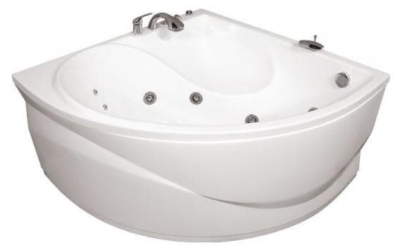 угловая ванная от Triton