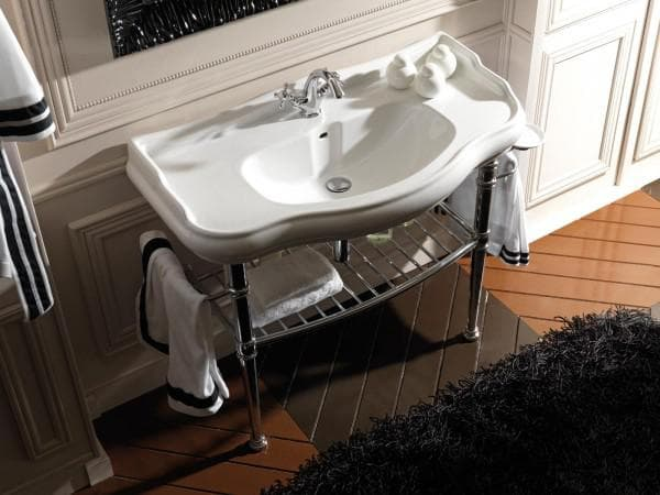 чугунная раковина в ванную комнату