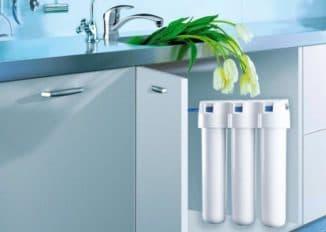 фильтры для воды под мойку какой лучше для дома
