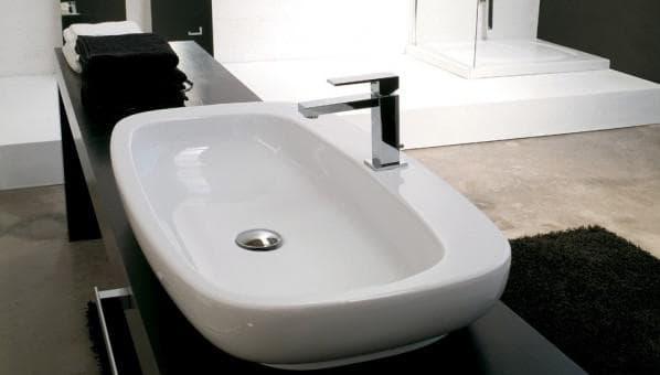 раковина в ванную комнату от Hidra Ceramica