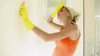 как удалить грибок в ванной комнате своими руками