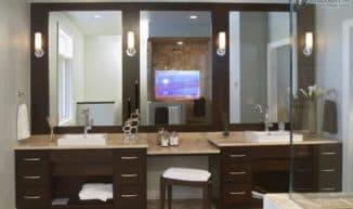 мебель для ванной в квартире