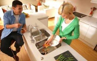 измельчитель пищевых отходов для раковины дома