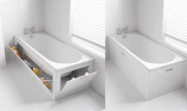 экран под ванну из акрила