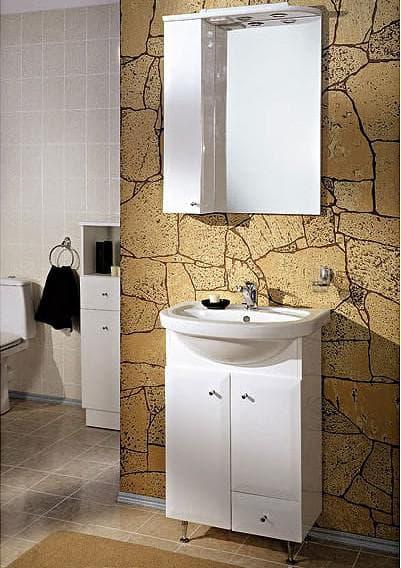 мебель для ванной от Акватон