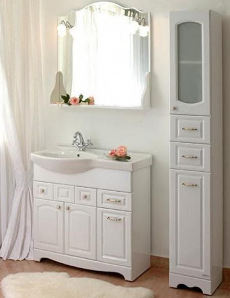 мебель для ванной от Бриклаер