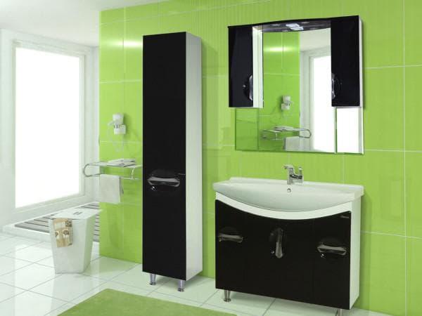 мебель для ванной от Лагуна