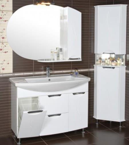 мебель для ванной от Аква родос