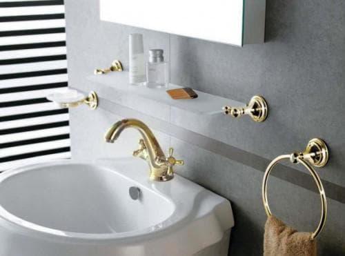 аксессуары для ванной от Langberger