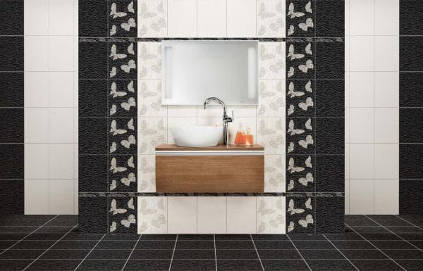 плитка для ванной 25х35