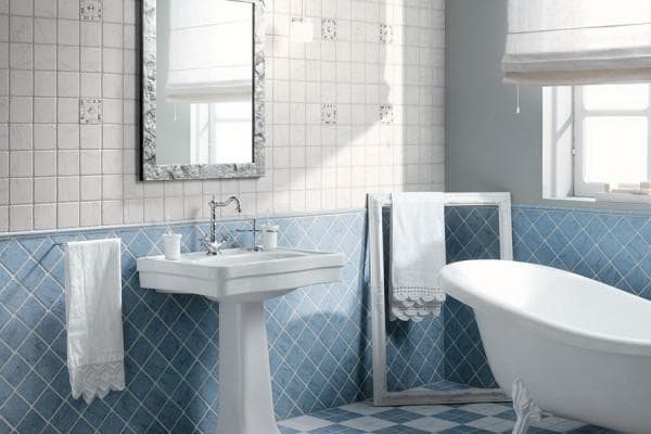 плитка для ванной 15х15