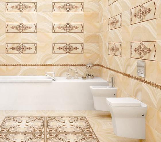плитка для ванной 20х35