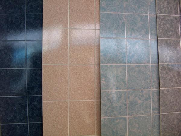 листовые панели ПВХ для ванной