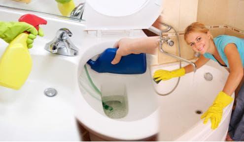 как удалить грибок в ванной комнате применение уксуса