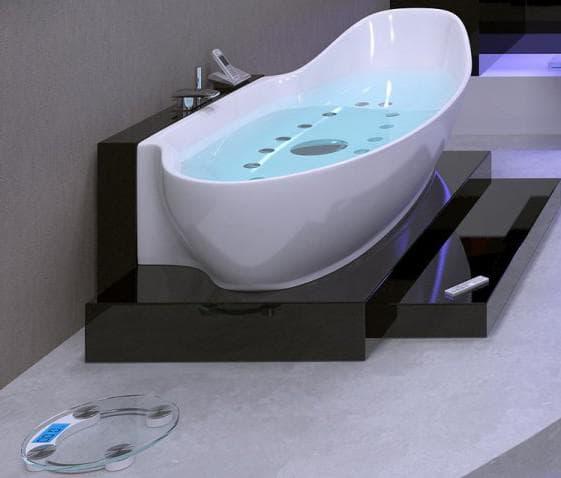 ванная комната дизайн хай