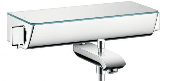 смеситель для ванной с душем с термостатом от Hansgrohe