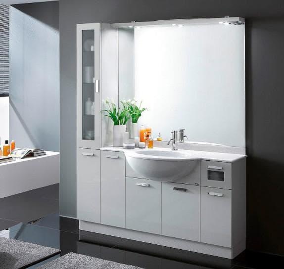 напольная мебель для ванной