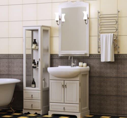 мебель для ванной от Opadiris